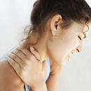 Scalens Causing hand and arm pain Pinched nerve in your neck